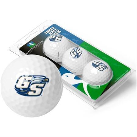 LinksWalker NCAA Georgia Southern Eagles-3Golf Ball Sleeve Georgia Southern Eagles Golf
