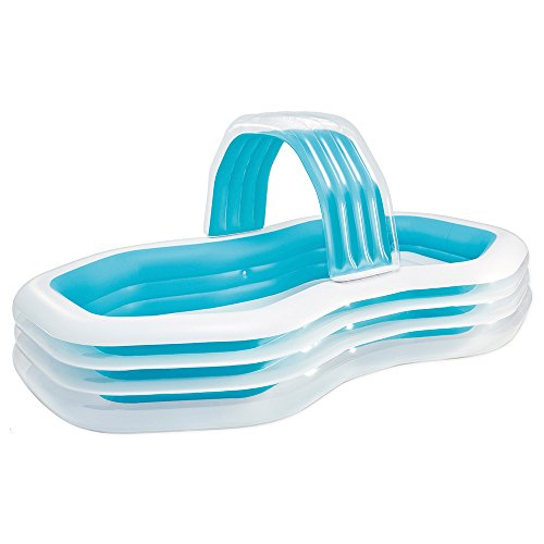 Piscina hinchable Octagonal Intex 57198NP