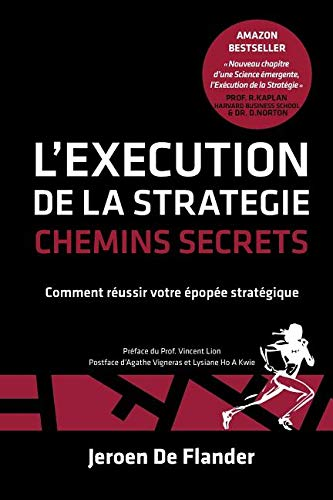 L'Execution de la Strategie - Chemins Secrets: Comment Réussir Votre Épopée Stratégique par Jeroen De Flander