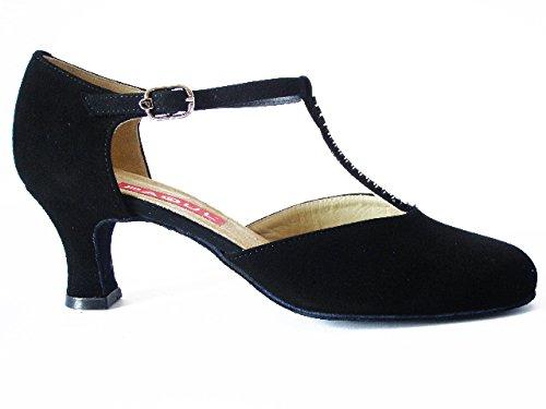 OSVALDO PERICOLI , Chaussons de danse pour femme Noir - Nero