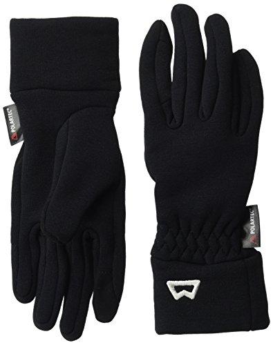 Mountain Equipment Damen Touch Screen Handschuhe, Black, M