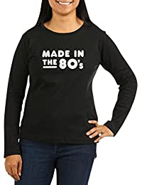 CafePress - Made In The 80'S - Women's Long Sleeve T-Shirt, Classic 100% Cotton Crew Neck Shirt