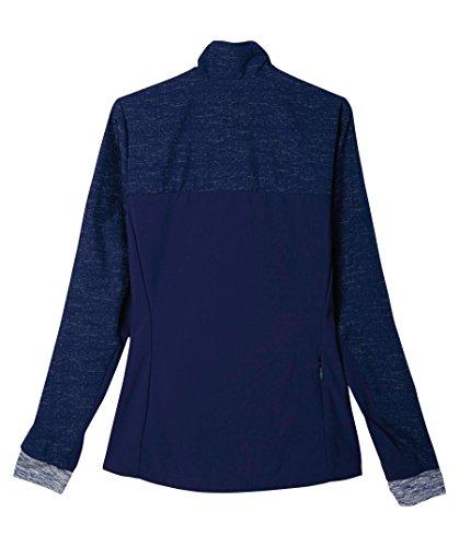 adidas Damen Jacke Supernova Storm Women marineblau / weiß