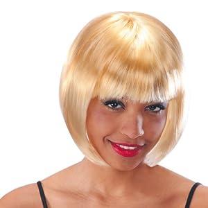 Carnival Toys 02432 peluca preciosa diadema Rubia En Sobre