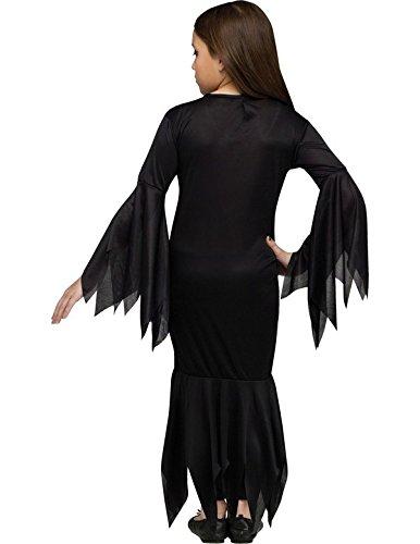 Imagen de child's morticia costume  medium ages 8 10  disfraz  alternativa