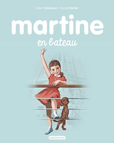 Martine, Tome 10 : Martine en bateau