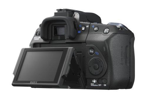 Spiegelreflexkamera DSLR Sony Alpha 350 Gehäuse schwarz