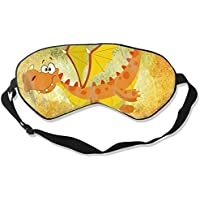 Natural Silk Eyes Mask Sleep Novel Dinosaur Blindfold Eyeshade with Adjustable for Travel,Nap,Meditation,Sleeping... preisvergleich bei billige-tabletten.eu