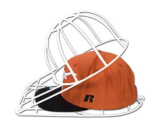 Cap Buddy Cap Washer der Original Baseball Cap Reiniger Wäscht ALLE Baseballkappen TOP FIT Snapback Flexfit Trucker (Weiss)