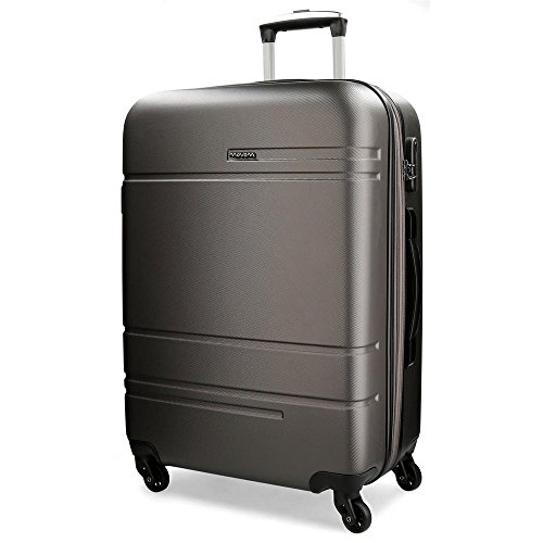 Movom Matrix Maletas y trolleys, 79 cm, 110 litros, Gris