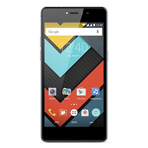 Energy Phone Pro 4G Navy - Smartphone 4G, Quad-Core Snapdragon 616, RAM de 2 GB, Memoria Interna de 16 GB, cámara de 13 MP, Android 5.1, Azul Marino