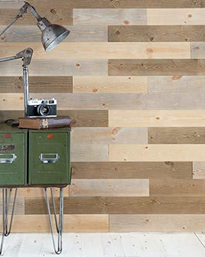 LockandKey Creations - Acolchado madera pared palé