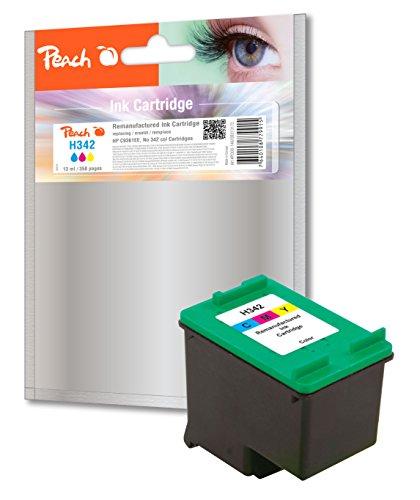 Preisvergleich Produktbild Peach Druckkopf color kompatibel zu HP No. 342, C9361E