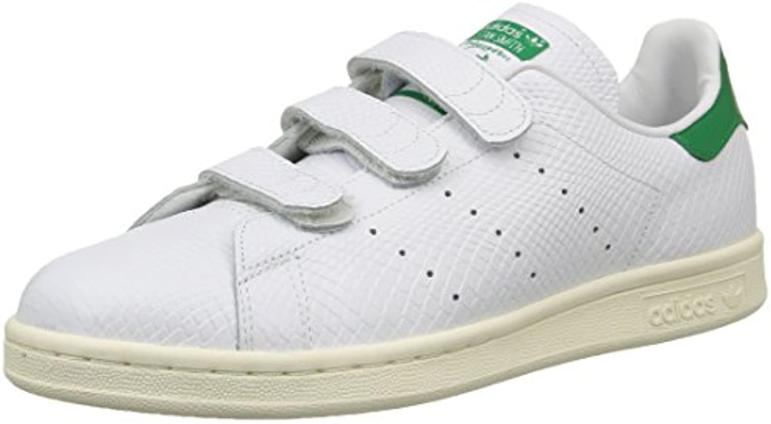 adidas originals unisexe adultes & eacute; stan stan stan smith fc à chaussures, bianco, 13 royaume - uni 8d6e2c