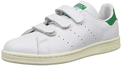 adidas , Baskets pour homme - multicolore - Blanco / Verde, 42.5 EU