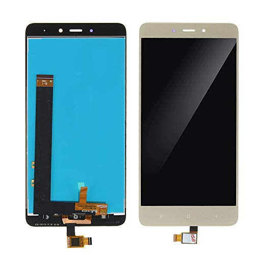 Mmrm Xiaomi Redmi Bildschirm Display mit Touchscreen Für Xiaomi Redmi Note 4 Global Version LCD Touchscreen Anzeige Gold