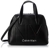 Calvin Klein NY Shaped Duffle Bag, Black, 32 cm, K60K606031
