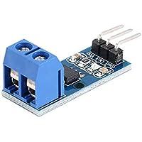 Functy Modo Mã³Dulo de Sensor Hall Actual Junta ACS712 5A Efecto Hall Modelo de Arduin