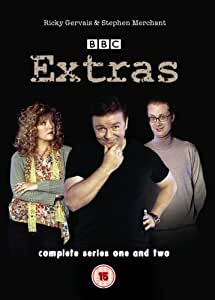 Extras: The Complete Series 1 & 2 [2005] [DVD]