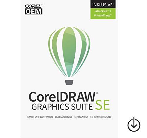 CorelDRAW Graphics Suite 2019|Special Edition(SE)|OEM|1 PC/WIN|Vollversion|unbegrenzte Laufzeit|Aktivierungscode/Lizenzzertifikat per Post[Lizenz]