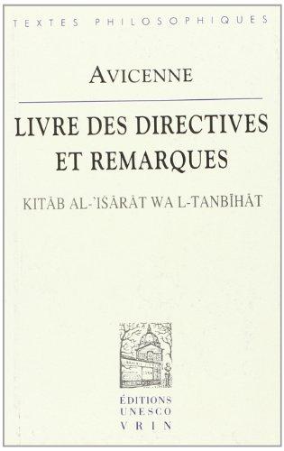 Le livre des directives et remarques