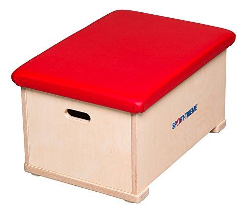 Sport-Thieme® Sprungkasten Multiplex 1-teilig Mit Kunstlederbezug