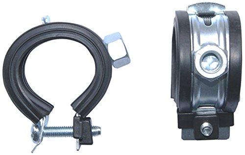 BIS KSB1 Schelle elektrolytisch verzinkt EPDM M8, 25 - 28 mm, 2 Stück, 3363028