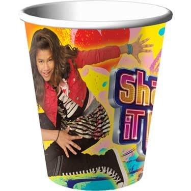 Disney's Shake It Up 8-Pack Paper ()