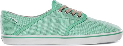 Etnies Skateboard Ladies Shoes Caprice Eco Blue/Grey, Schuhgrösse:36 (Lakai Schuhe Womens)