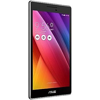 """Asus Zenpad Z370C-1A010A  Tablette tactile 7"""" Noir (Intel SoFIA 3rd Generation Processor, 1 Go de RAM, Disque dur SSD 16 Go, Android Lollipop 5.0)"""