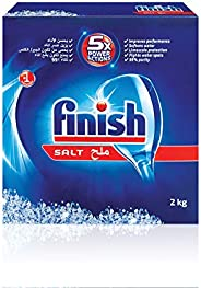 Finish Dishwasher Salt, 2kg