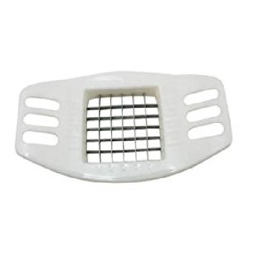 Premsons French Fries Cutter Potato Chips Stainless Steel Chopper Tool - White  available at amazon for Rs.118
