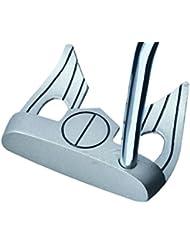 Bat Wing Golf Club Putter, Split Disc One Ball Ausrichtung Hilfe