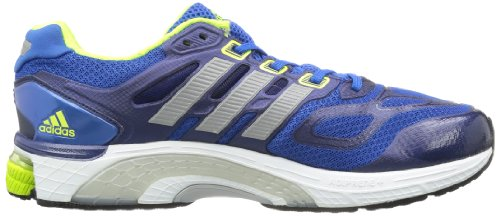 adidas Supernova Sequence 6 m Textile, Chaussures de running homme Bleu - Blau (Blue Beauty F10 / Metallic Silver / Electricity)