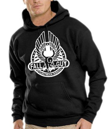 Touchlines Herren Ein Colt für alle Fälle Logo Kapuzen Sweatshirt B7001 black XXL Preisvergleich