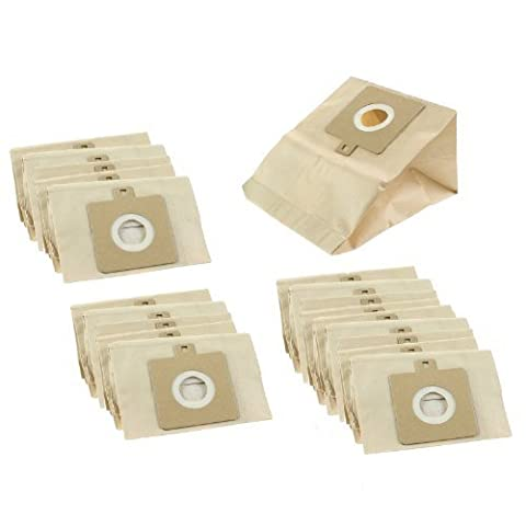 Dust Bags For Electrolux Powerlite Vacuum Cleaners Pack Of 20