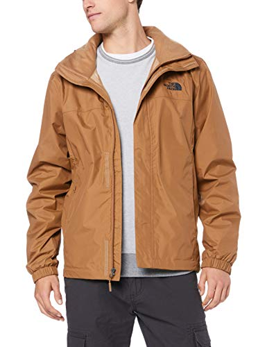THE NORTH FACE Herren Jacke Resolve 2 2VD5 Cargo Khaki XL -