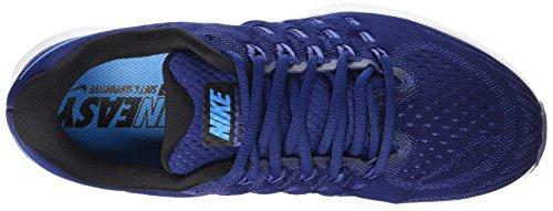 Nike 818099-402, Sneakers trail-running homme Bleu