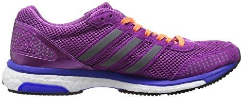 Adidas Adizero Adios Boost 2 Women's Chaussure De Course à Pied - SS15 purple