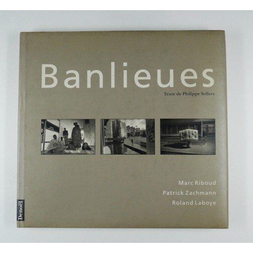 Banlieues par Patrick Zachmann