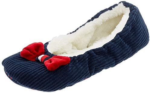 Tommy Hilfiger Cozy 3D, Zapatillas Bajas para Mujer, Azul Desert Sky Dw5, 35/36 EU