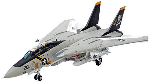 Tamiya-1/48 Grumman F-14A Tomcat Plastic Airplane Modelo Kit (TAM61114)