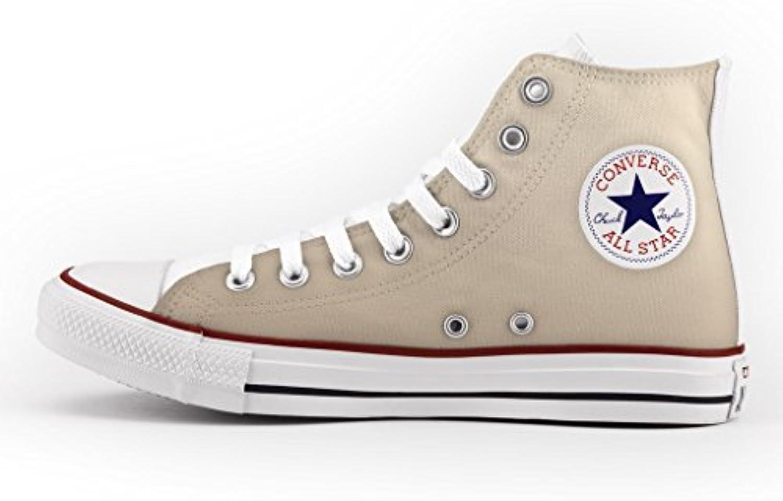 Converse All Star Personnalisé et Imprimés Imprimés et - chaussures à la main - produit Italien - Sweet Dog 8e7f55