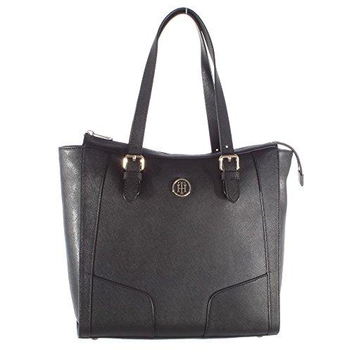 Tommy Hilfiger Handtasche Miss Tommy Tote 160 AW0AW03429 gebraucht kaufen  Wird an jeden Ort in Deutschland