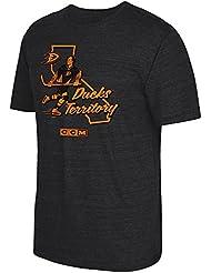 CCM NHL Anaheim Ducks Territorial T-Shirt XX Large
