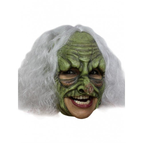 Mask Head Chin Strap Witch Deluxe