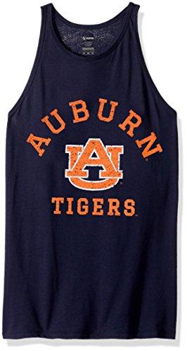 Soffe NCAA Damen Tank-Top Auburn Tigers, Marineblau, L