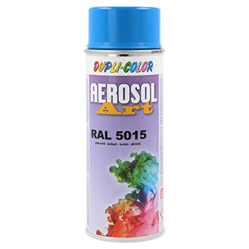 Dupli Color 722578 Aerosol Art RAL 5015 glänzend 400 ml