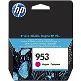 HP 953magenta Original Ink Cartridge–Tintenpatrone für Drucker (magenta, Standard, HP,-40–60°C, Officejet Pro 8210Officejet Pro 8218Officejet Pro 8710AIO Officejet Pro 8715AIO, 5–35°C)