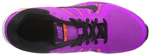 Nike Wmns Dart 12, Baskets Basses Femme Violet (Hypr Vlt/Blk/Ttl Crmsn/White)